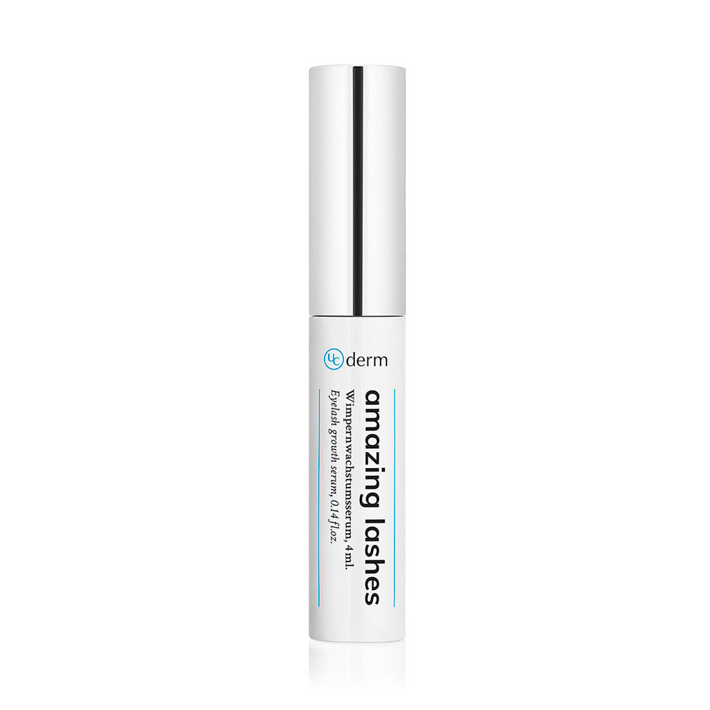 ucderm amazing lashes wimpernserum