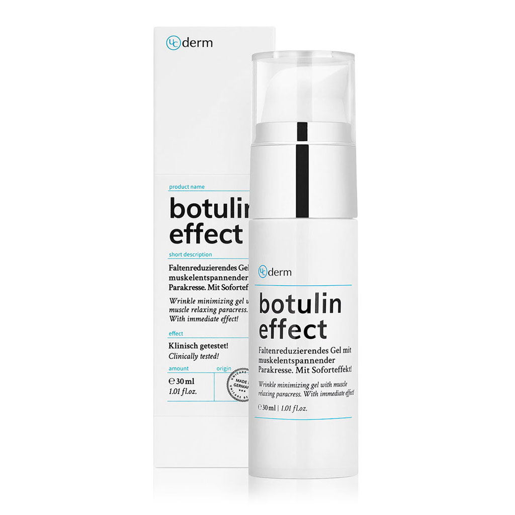 ucderm botulin effect gesichtsserum
